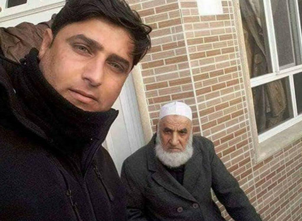 Barbe Blanche irakiens et syriens Etat islamique Abu Omer