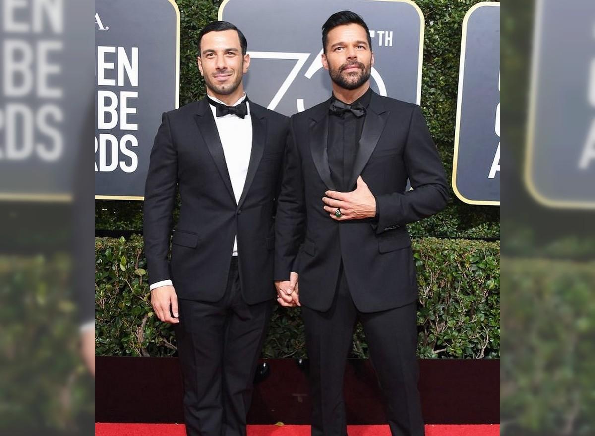 Just married : Ricky Martin a épousé son fiancé Jwan Yosef !