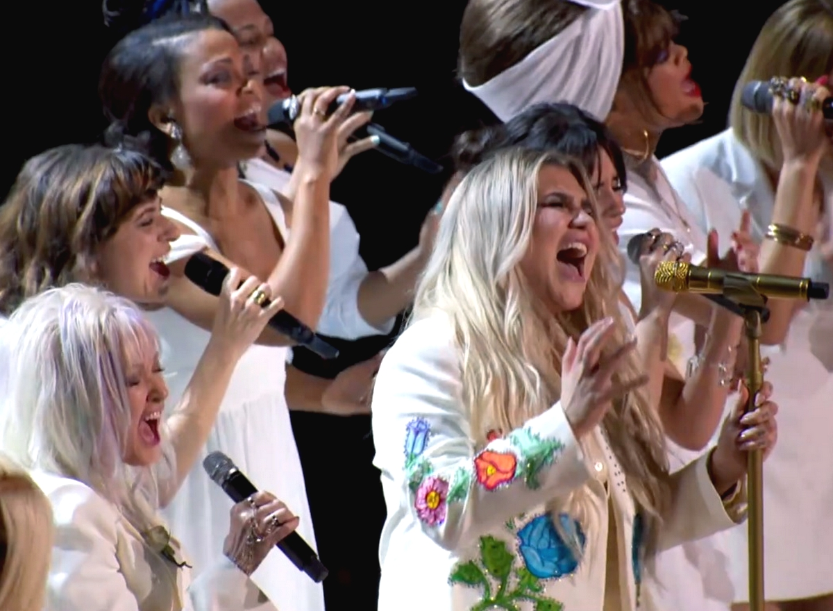 Kesha Sam Smith Lady Gaga Grammy Awards
