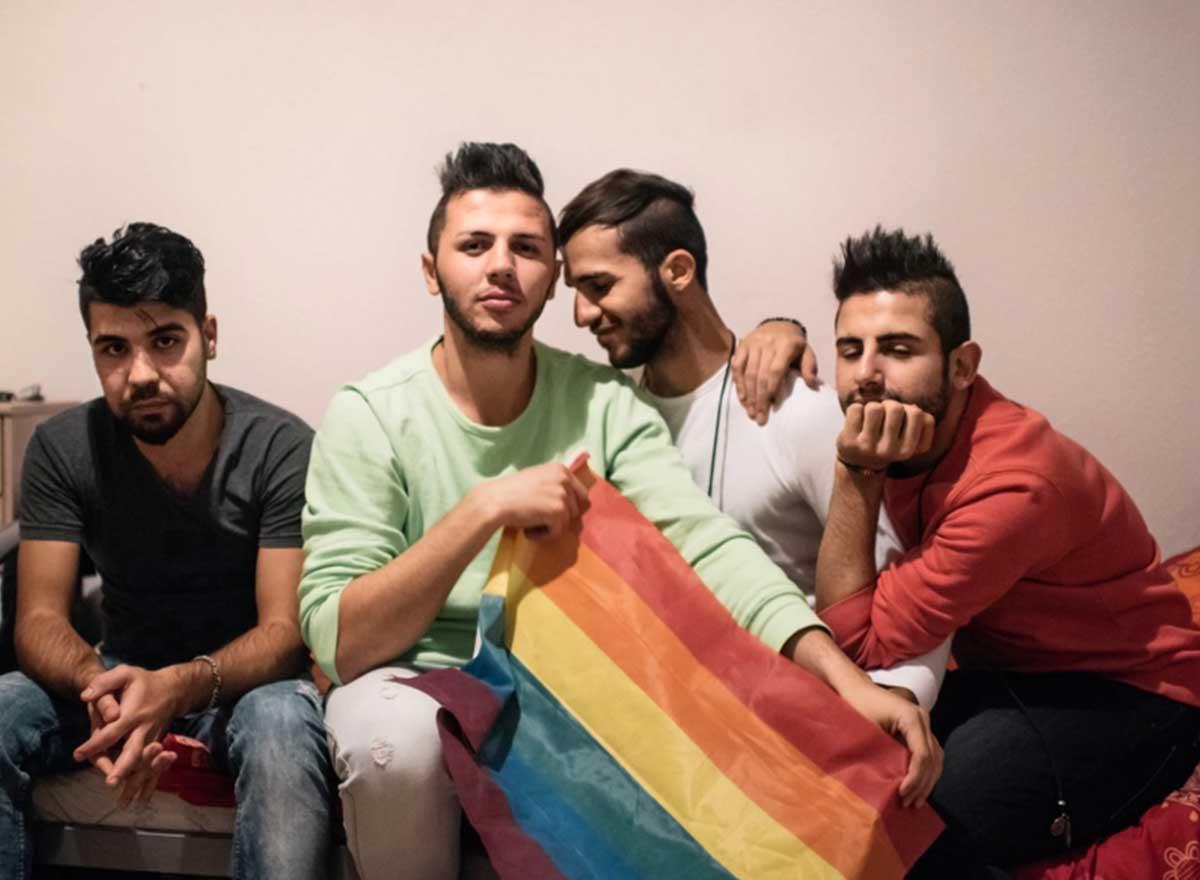 """""""Tester"""" l'homosexualité des demandeurs d'asile n'est plus légal dans l'UE"""