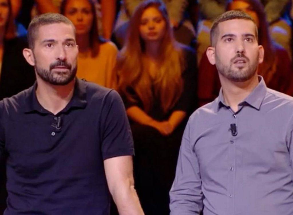 David et Rémy,couple ou pas couple