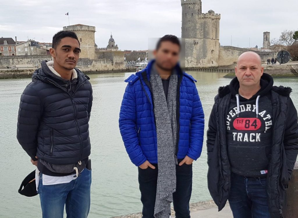 Tunisie couples gays