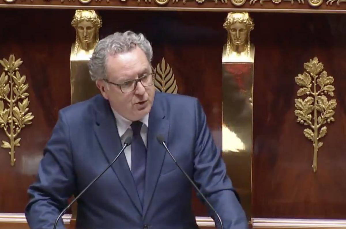 PMA pour toutes : au Congrès de Versailles, Richard Ferrand appelle à l'action