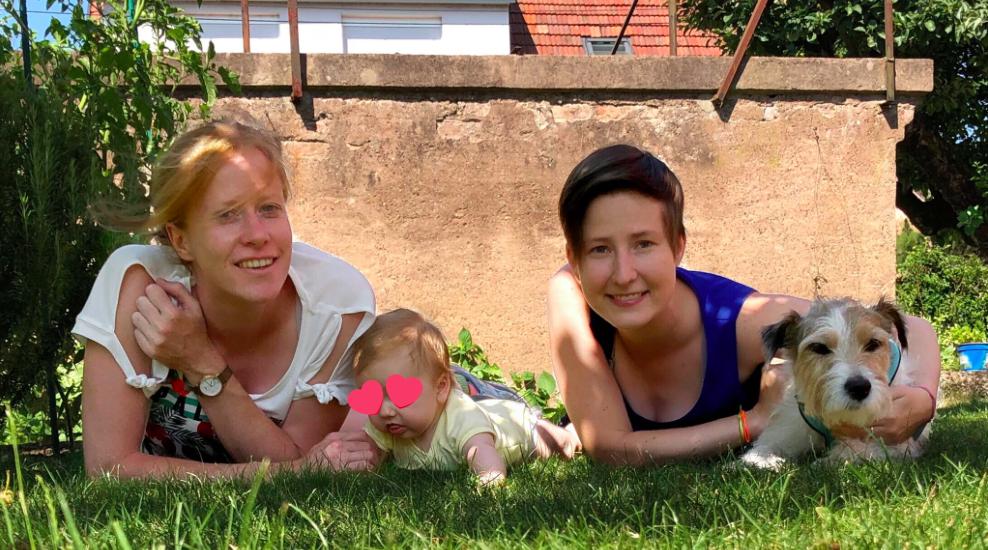 """""""Demande à tes mères"""" : dans un blog, elles racontent l'histoire de leur PMA"""
