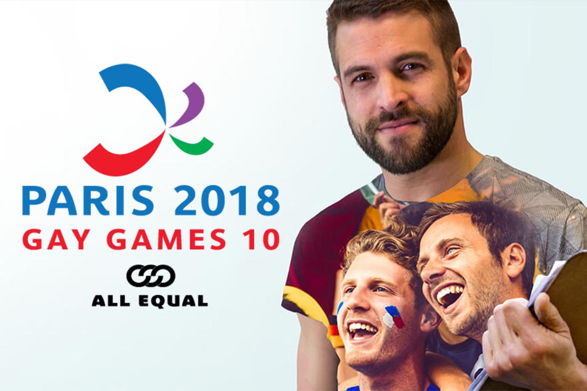"""Gay Games J-14: """"Le football est le bastion de l'homophobie le plus emblématique à faire tomber"""""""