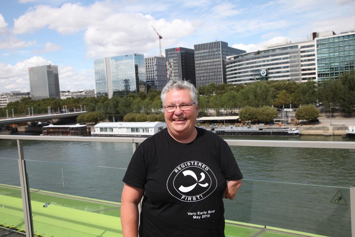 handicapée et bénévole aux Gay Games: rencontre avec l attachante TitineTÊTU