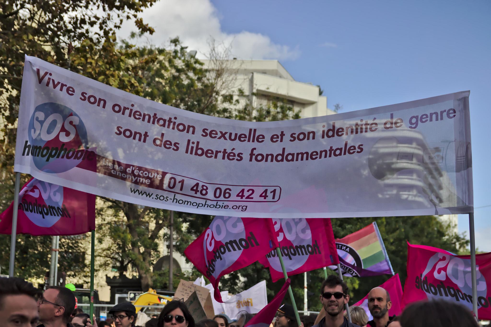 Deux agressions homophobes à Lille et Nantes : les violences de trop
