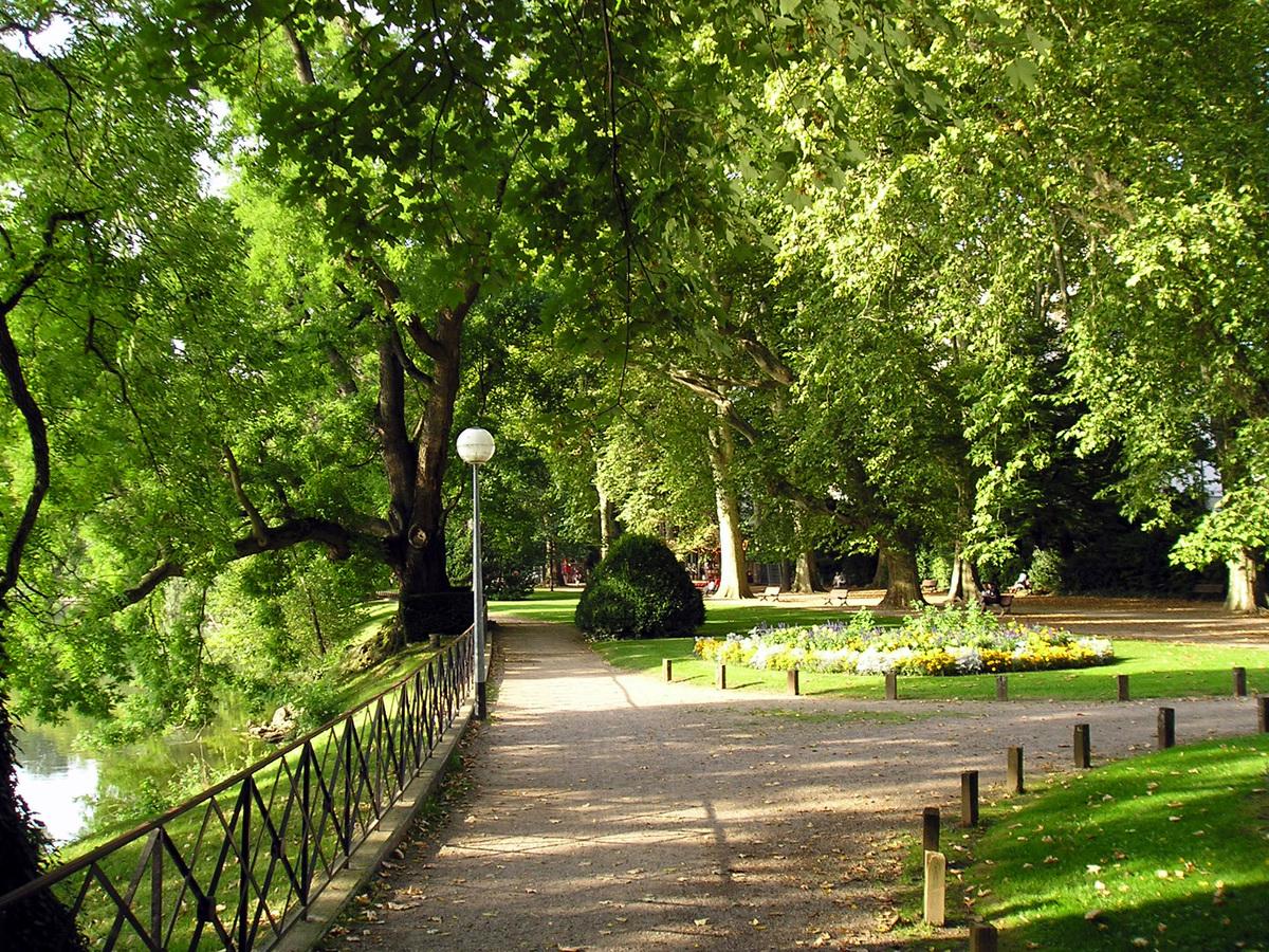 Besançon : série d'agressions homophobes dans un parc public