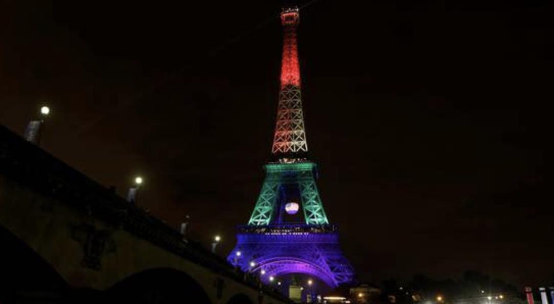 Marche des Fiertés : la tour Eiffel s'illuminera aux couleurs de l'arc-en-ciel