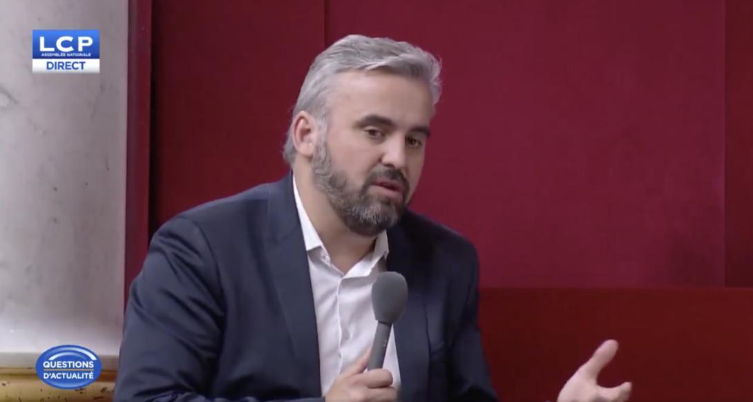 Les propos inquiétants d'Alexis Corbière, qui estime que le RIC pourrait viser le mariage pour tous