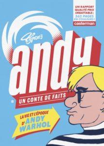 Andy conte faits bandes-dessinées
