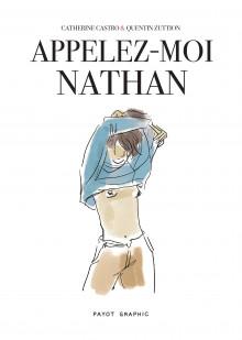 appel moi Nathan bandes-dessinées