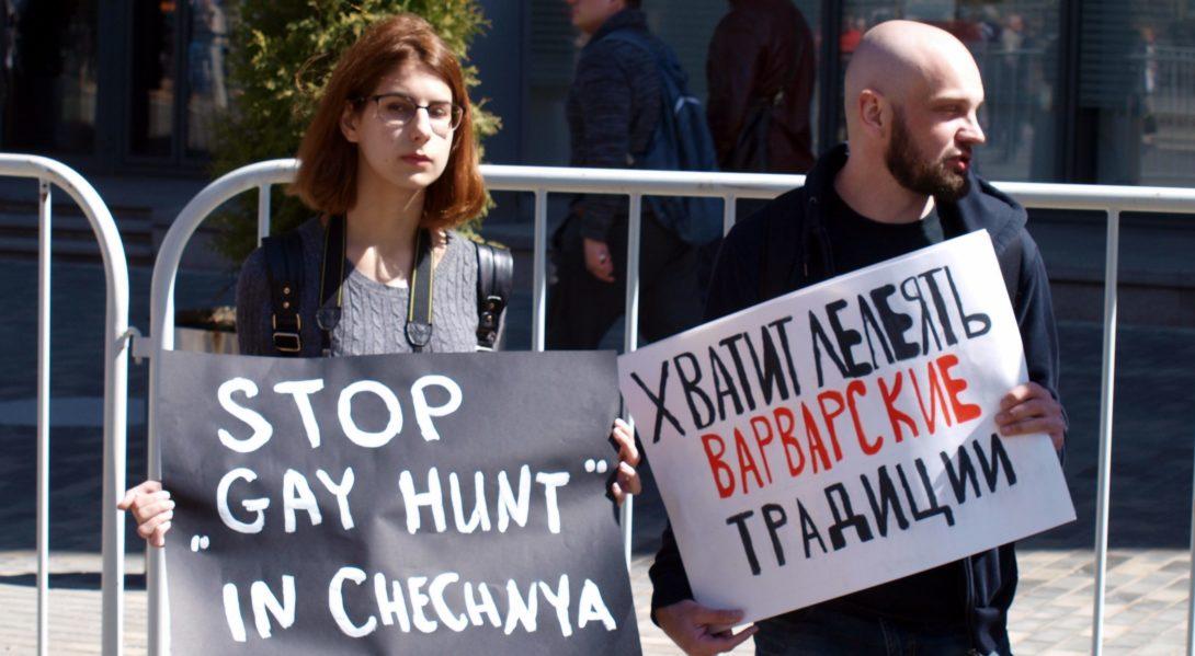 Tchétchénie : les LGBT+ torturés à coups de bâtons à électrochocs