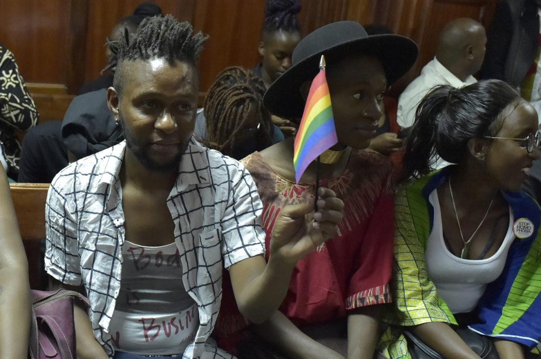 Kenya : la décision tant attendue sur la décriminalisation de l'homosexualité est reportée