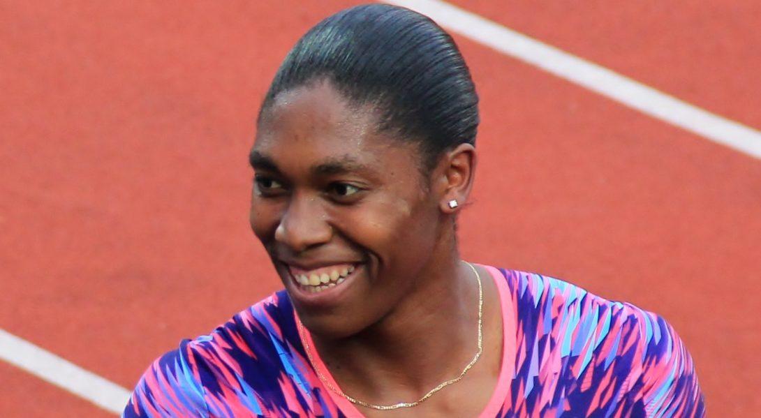 L'athlète intersexe Caster Semenya devra-t-elle courir avec les hommes ?