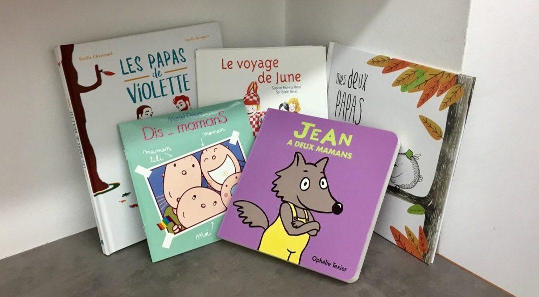 Cinq Beaux Livres Pour Enfants Qui Parlent D Homoparentalite