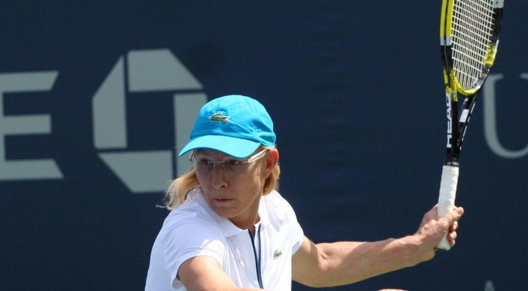 Pour Martina Navrátilová, les athlètes transgenres féminines sont des «tricheuses»
