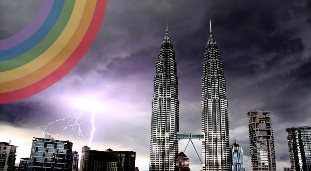 Malaisie : les LGBT+ accusés de provoquer le mauvais temps
