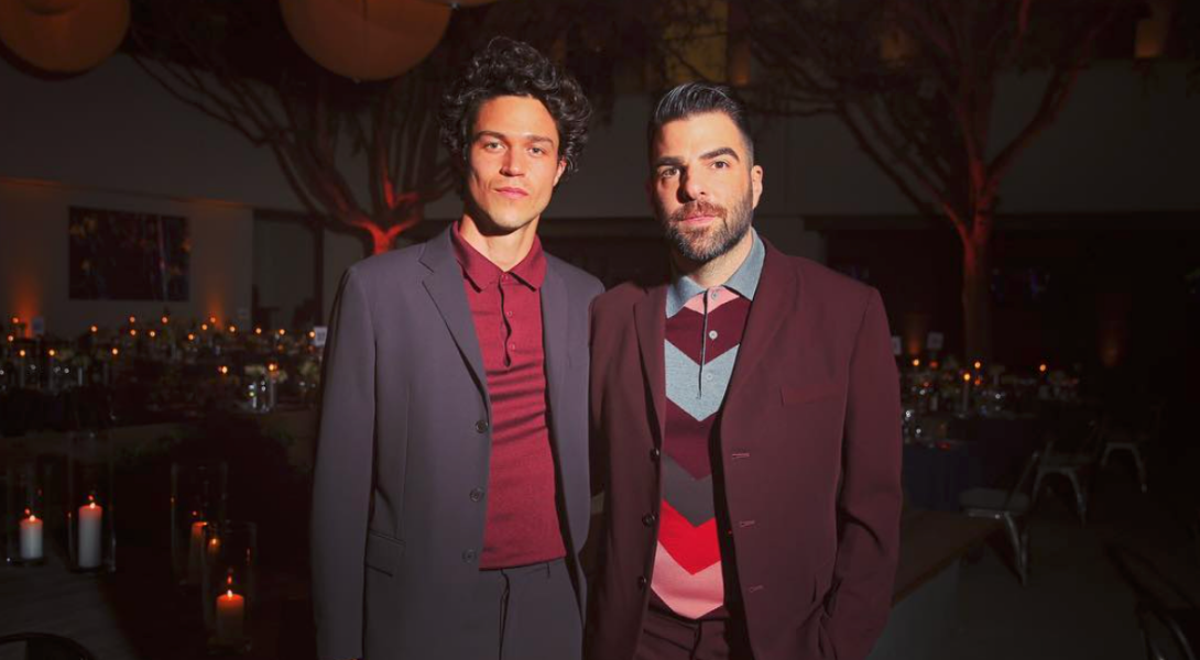 Zachary Quinto et Miles McMillan : la fin d'un « power couple »