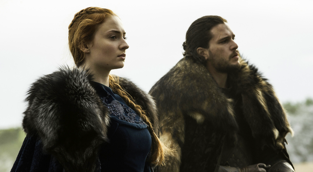 sophie turner kit Harrington game of thrones