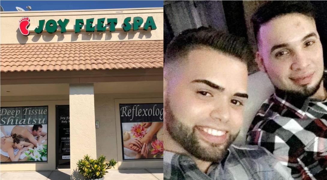 Etats-Unis : un couple d'hommes se voit refuser un massage parce que gays