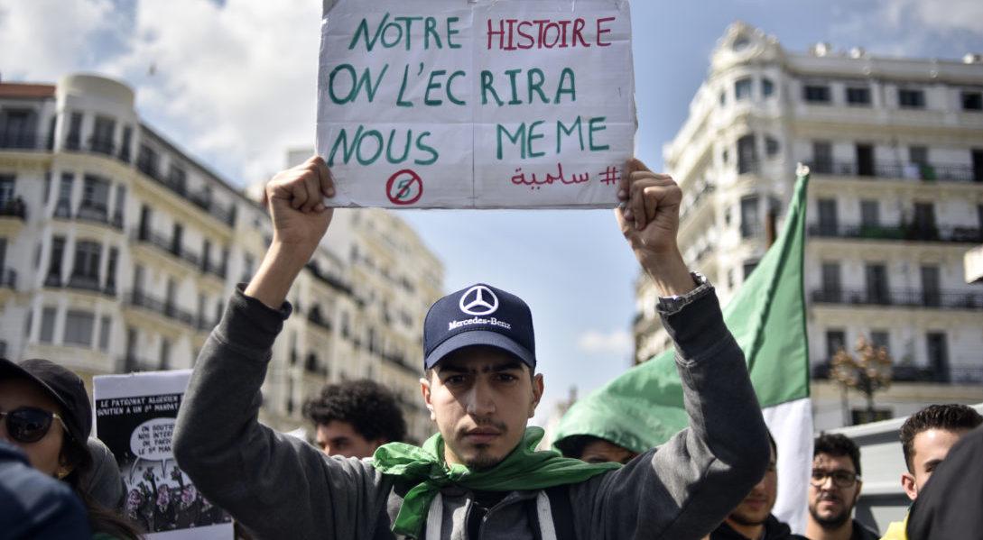 Entre peur et espoir, comment les LGBT d'Algérie vivent le départ d'Abdelaziz Bouteflika