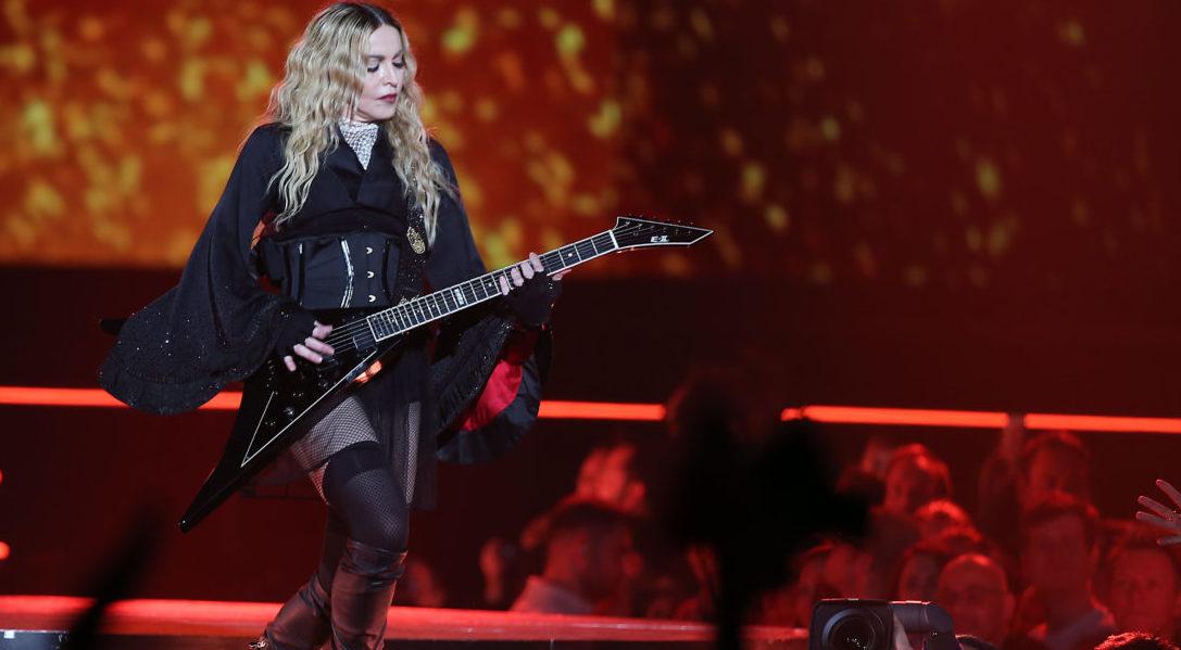 Madonna chantera à Tel-Aviv pour l'Eurovision 2019