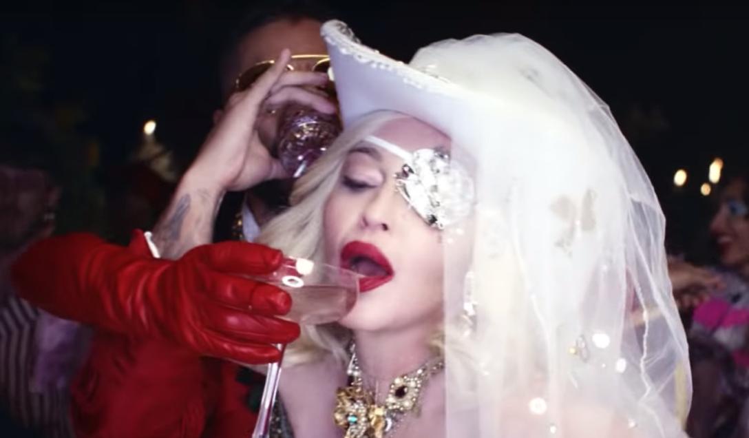 Le prochain single de Madonna risque d'être l'hymne de votre marche des fiertés