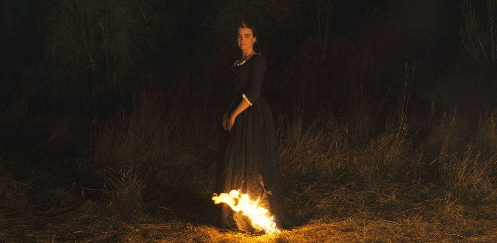 Adèle Haenel portrait de la jeune fille en feu Céline Sciamma cannes