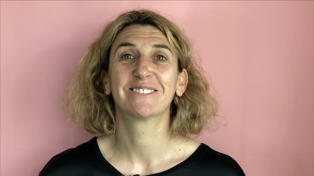Marinette Pichon, ex joueuse de l'équipe de France. ©Juliette Harau pour TÊTU