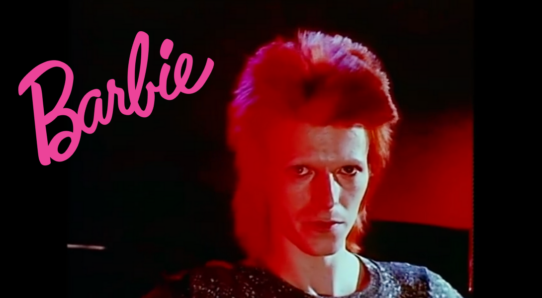 Une Barbie Ziggy Stardust, mais pourquoi — David Bowie