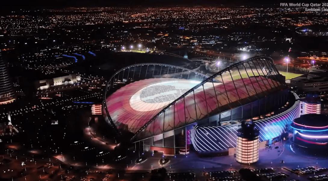 La coupe du monde de football 2022 se tiendra au Qatar