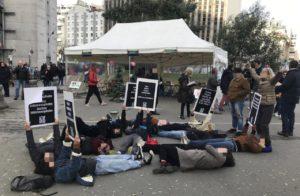 1er décembre,journée mondiale de lutte contre le sida,Act Up-Paris