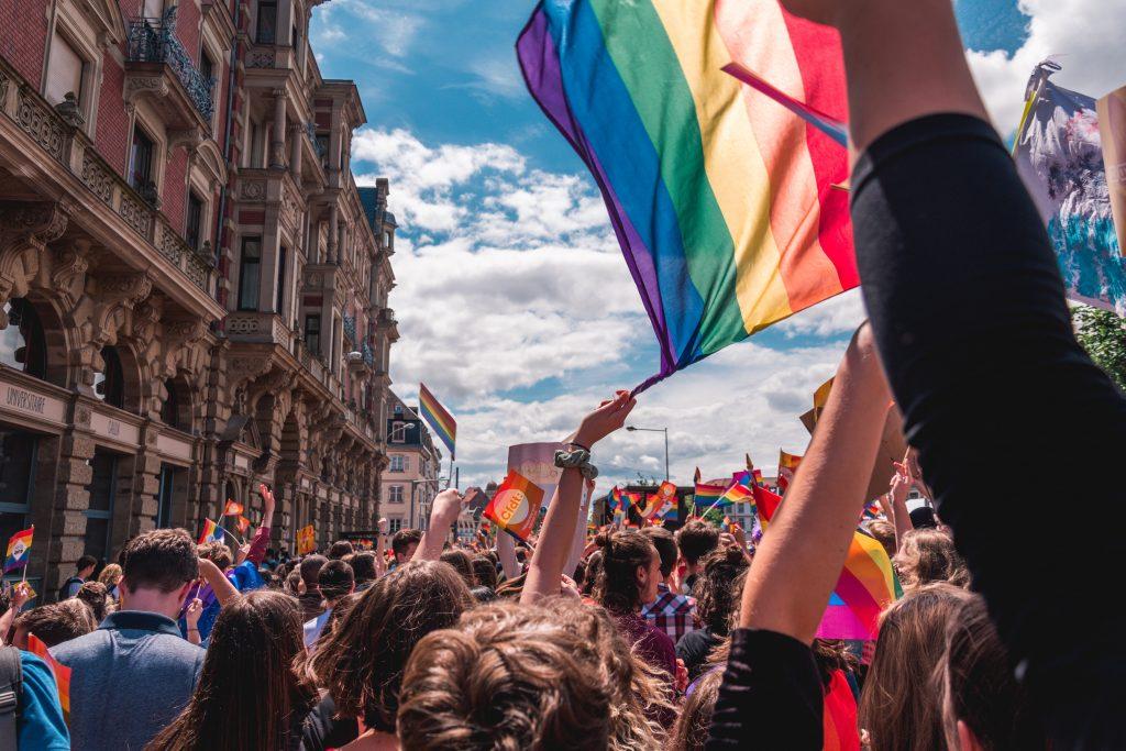 La gay pride de Paris 2021 a lieu le 26 juin