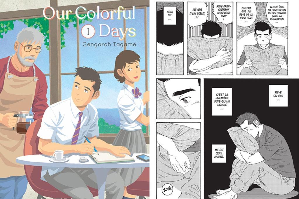 manga gay