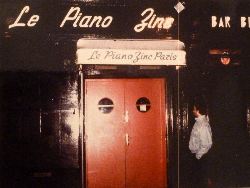 Piano Zinc
