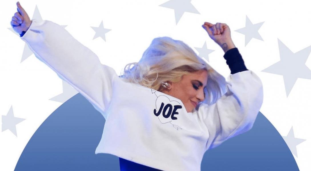 Lady Gaga, impressionnante lors de l'investiture de Joe Biden