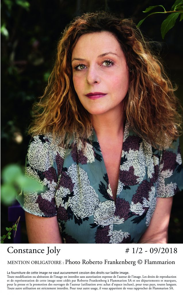 """Constance Joly a reçu le prix du livre Orange pour """"Over The Rainbow"""""""