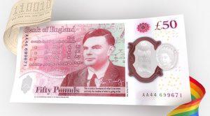 Le nouveau billet Alan Turing