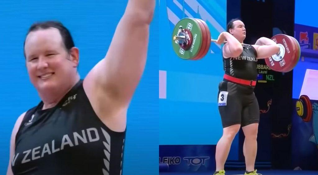 Laurel Hubbard, première athlète transgenre de l'histoire des JO