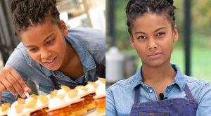 Victoire, candidate du « Meilleur pâtissier »
