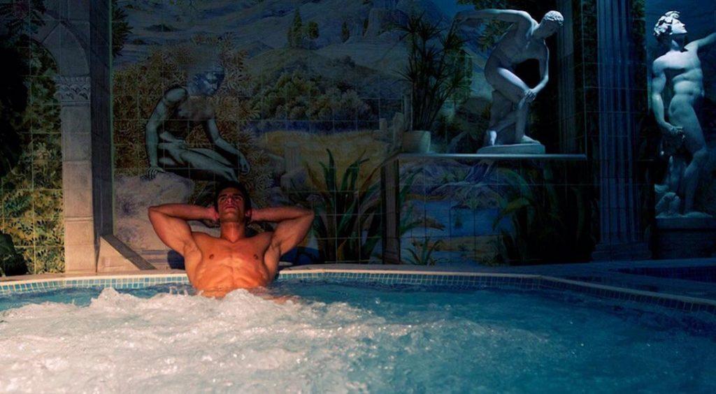 L'Euro Men's Club, sauna gay à Paris