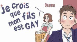 """Manga """"Je crois que mon fils est gay"""""""