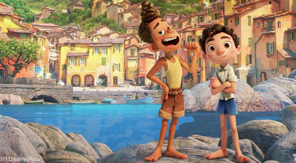 """""""Luca"""", le dernier Pixar, est visible en vf sur la plateforme de streaming Disney"""
