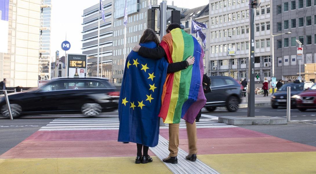 L'Union européenne peine à protéger les personnes LGBTQI+ persécutées en Hongrie