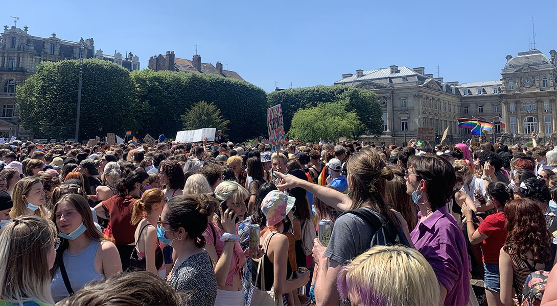 gay pride lille