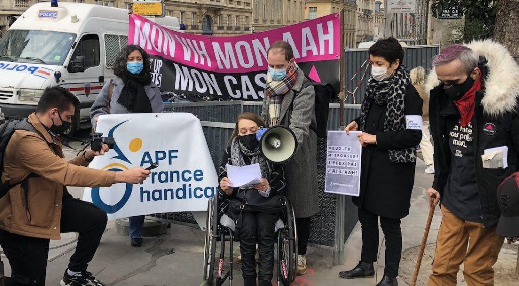 AAH France handicap