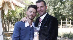 Mathieu et Alexandre de L'amour est dans le pré