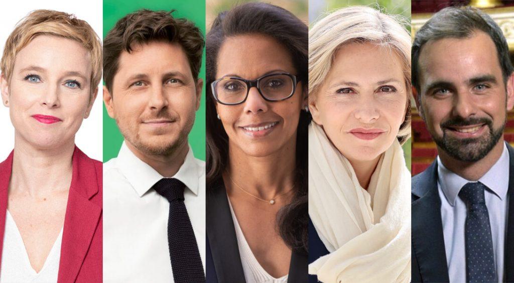 Les candidats aux élections régionales 2021 en Ile-de-France