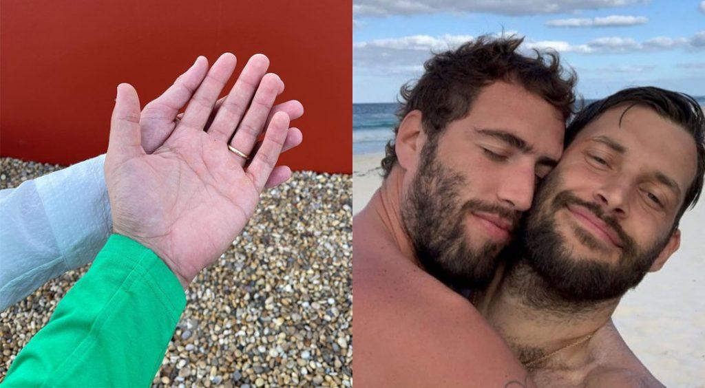 Simon Porte Jacquemus et son mec sont en couple depuis 2018